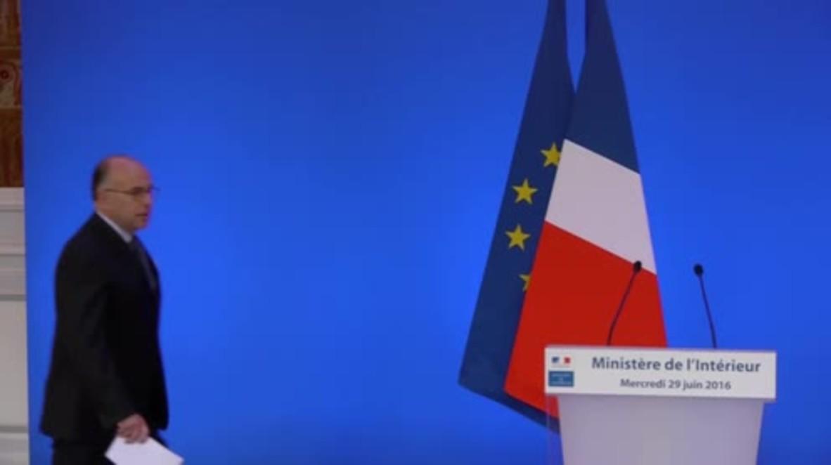 France: Cazeneueve denies Brexit alters Calais Jungle situation