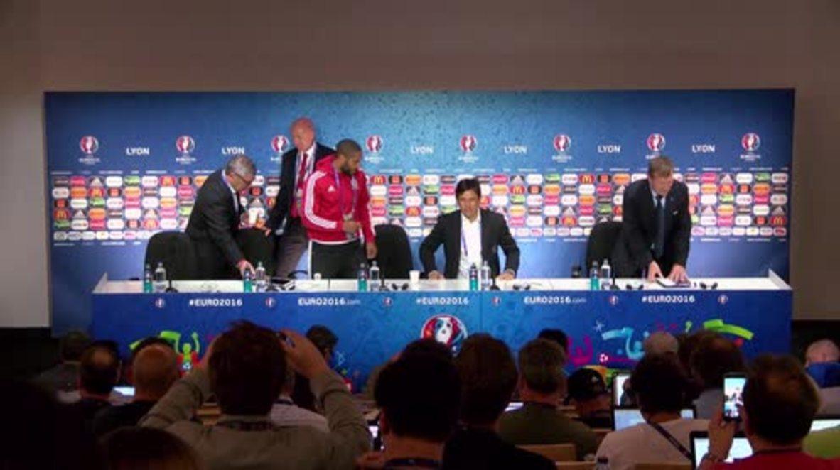 France: Wales manager Coleman talks Bale v Ronaldo ahead of semi-final