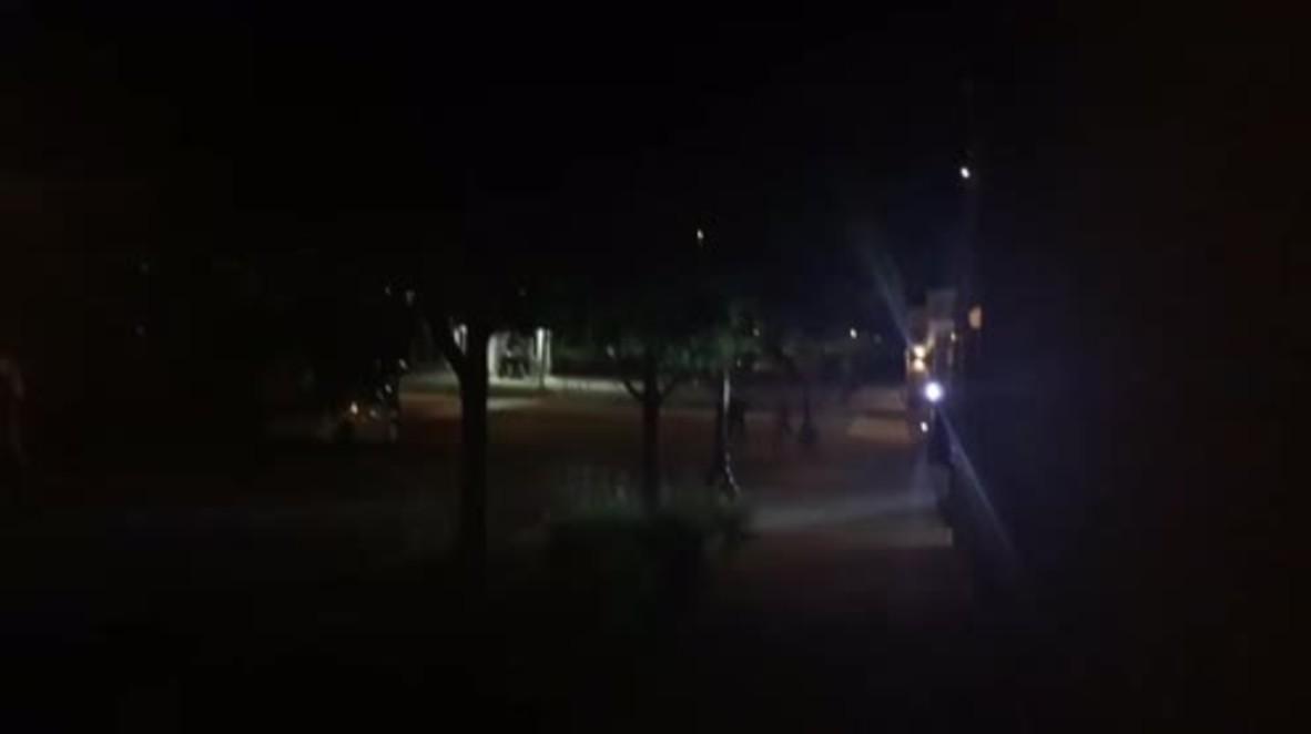 USA: Philando Castile protesters run from rubber bullets in Minneapolis