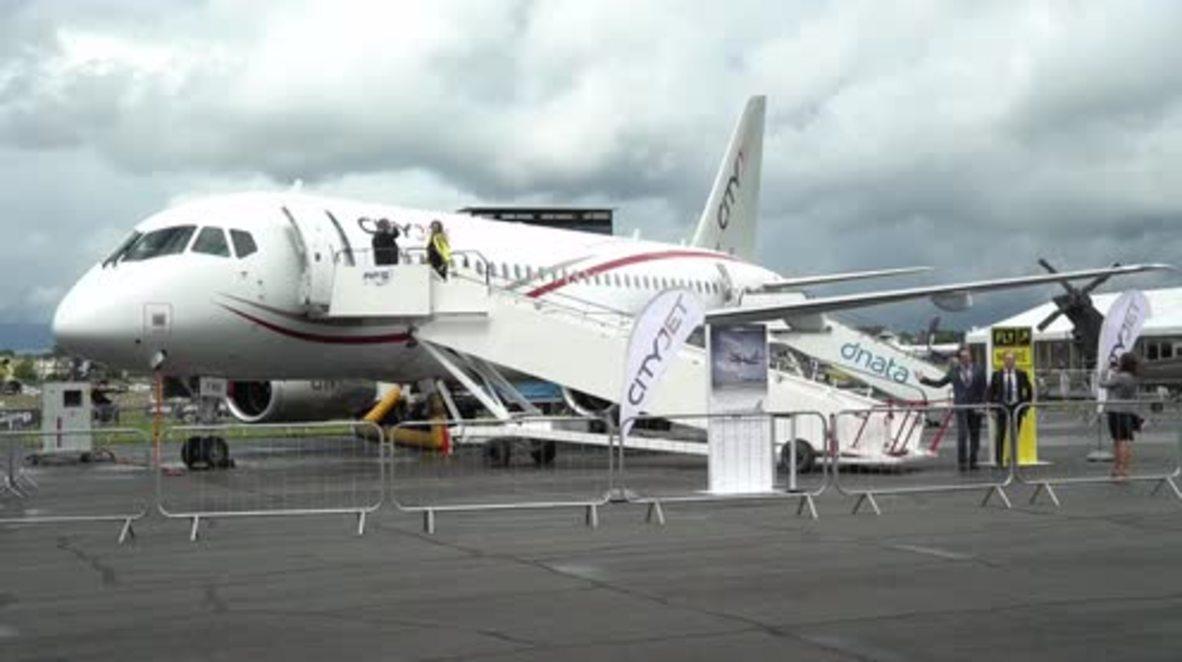 UK: Russian Sukhoi Superjets increase European market share