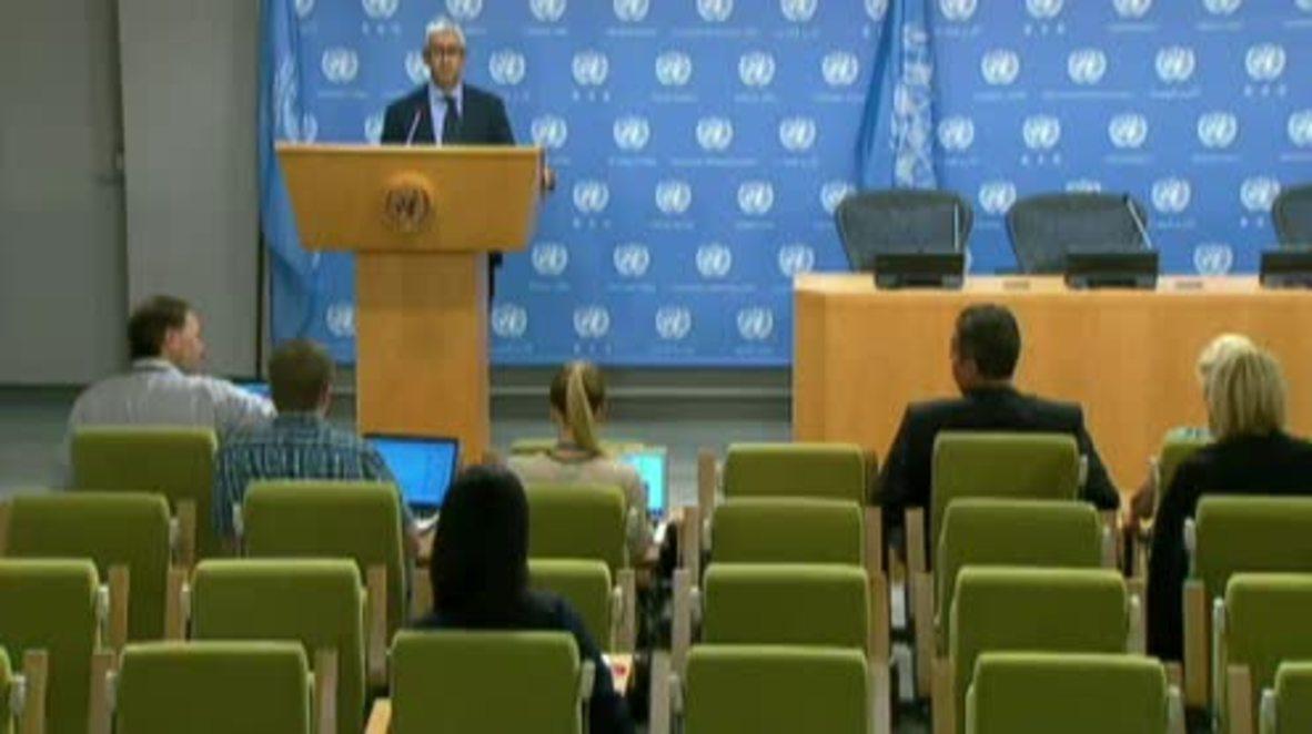 UN: UN expresses concern over Turkish govt. backlash following coup