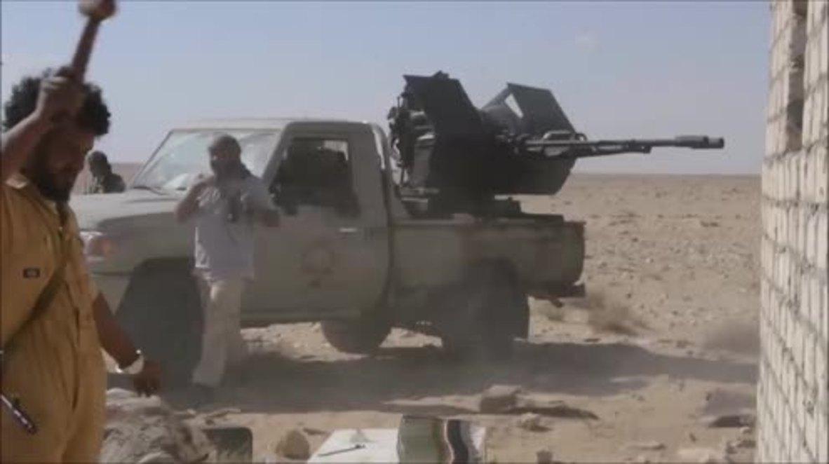 Libya: LNA liberate El Magrun from Benghazi Defence Brigades - reports