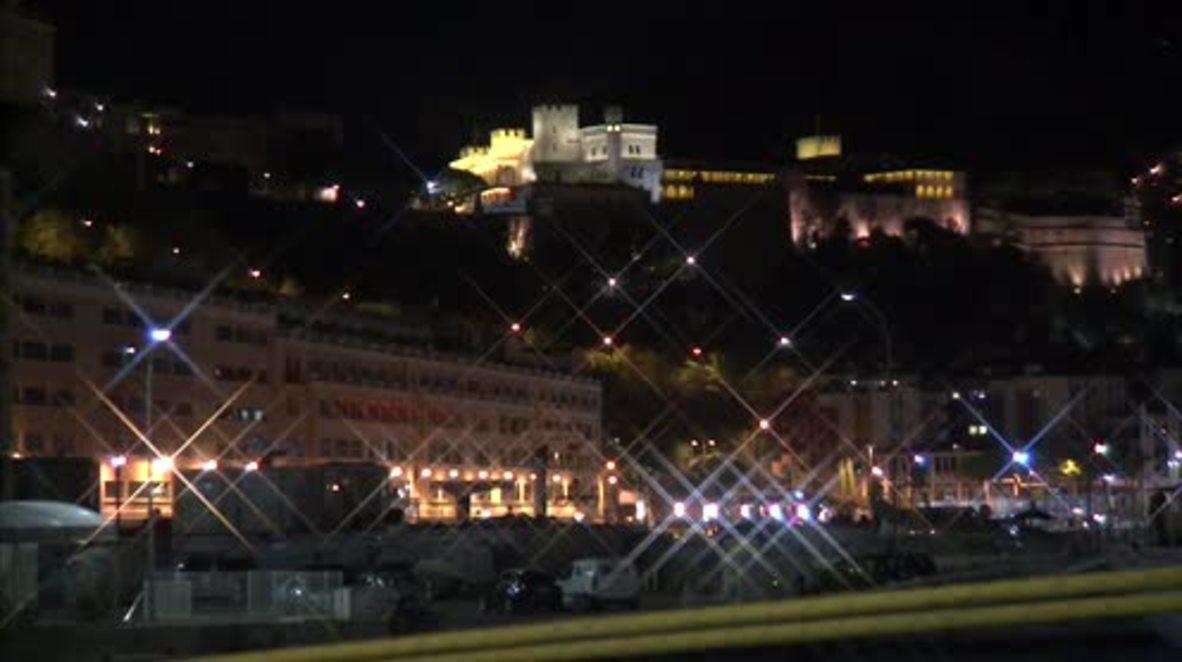 Monaco: Princess of Monaco sponsored Seven Seas Explorer sets sail on maiden voyage