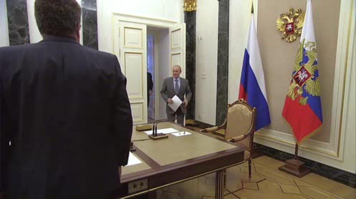 Russia: Putin to establish public commission to investigate Russian doping