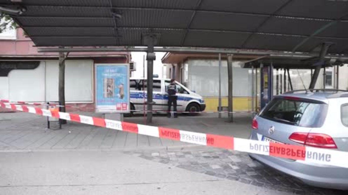 Germany: Reutlingen attack may be domestic dispute, not terrorism - police