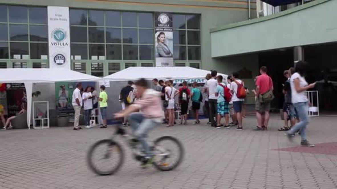 Poland: First Pokemon Go world championships held in Warsaw