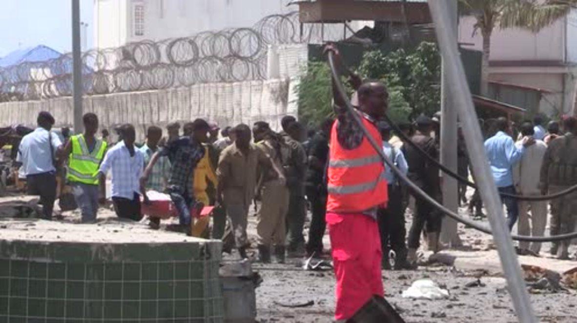 Somalia: Ten killed after Al-Shabaab assault on police office *GRAPHIC*