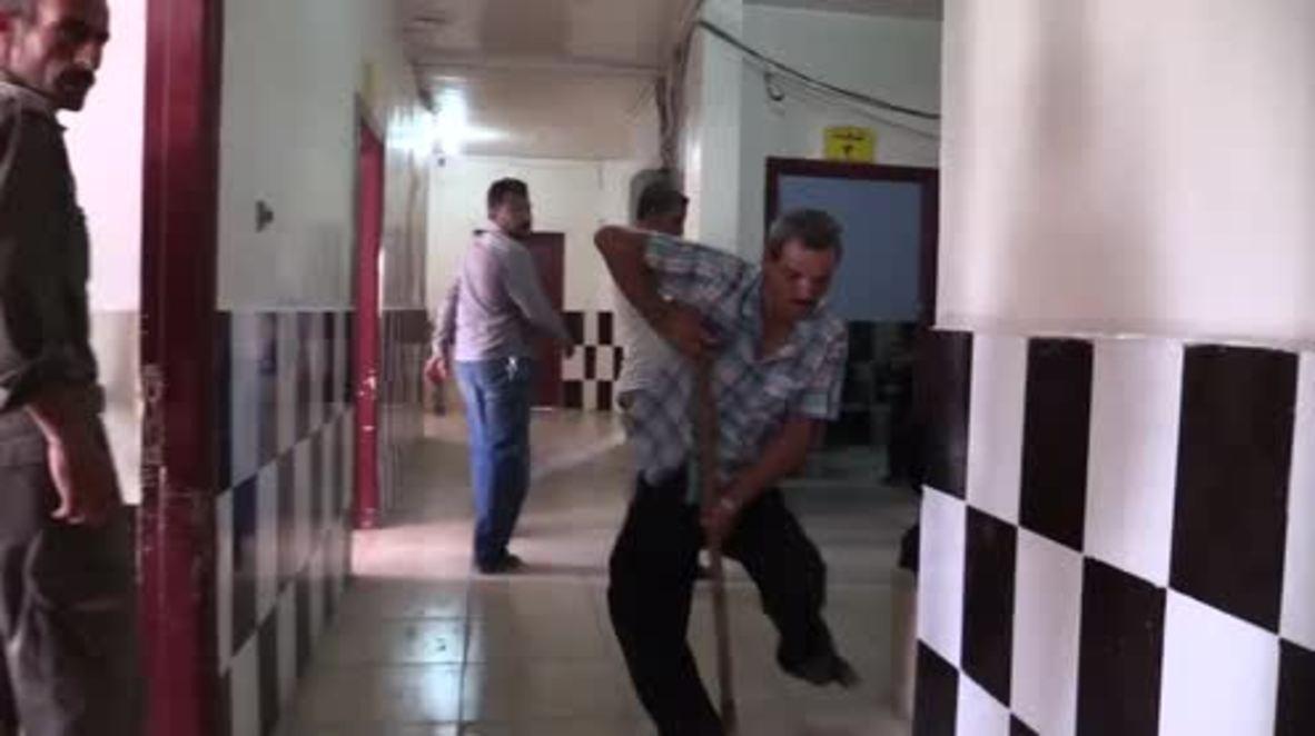Syria: Hundreds of civilians flock to Kobane hospital as Manbij assault continues
