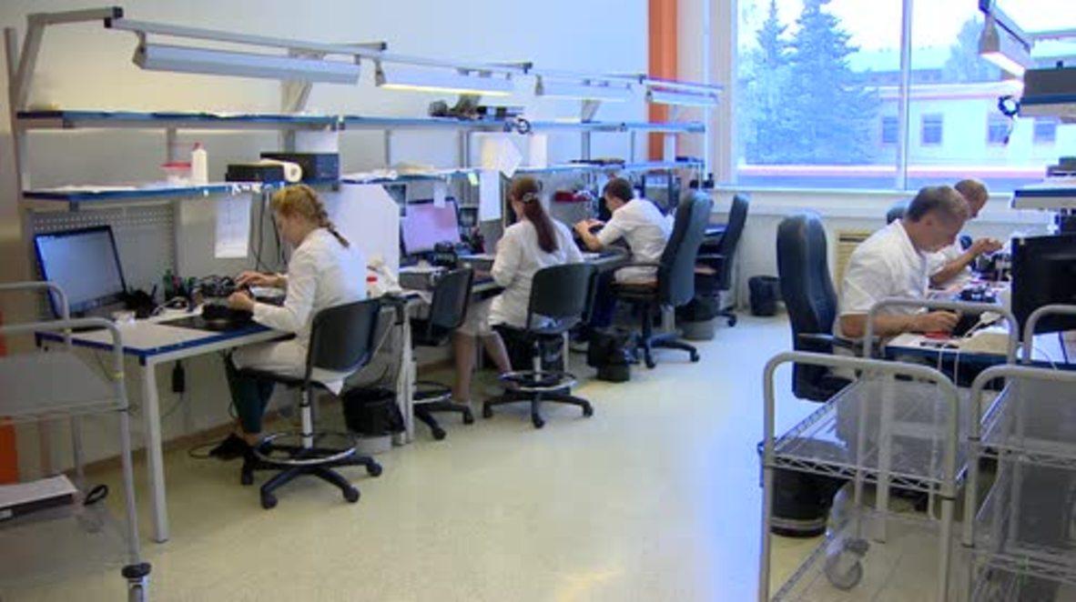 Russia: Scientists develop breakthrough laser scalpel