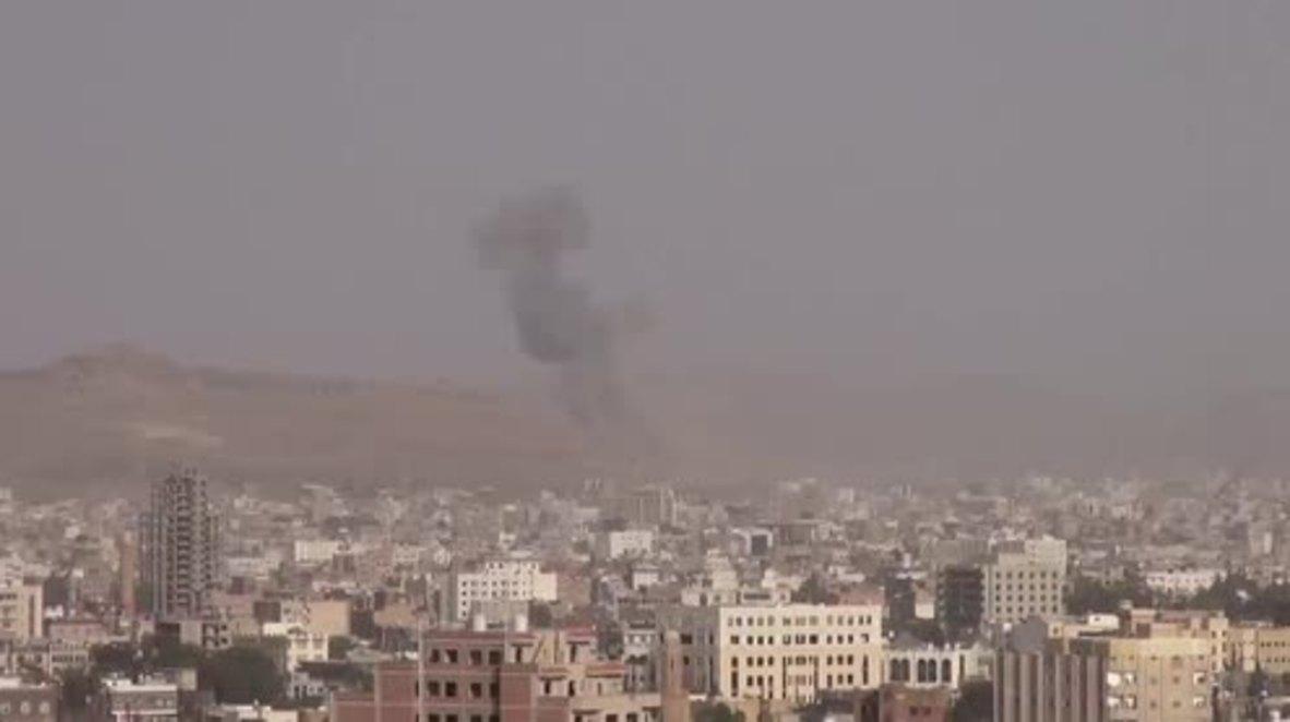 Yemen: 9 dead in Sanaa as Saudi-led airstrikes upend peace talks