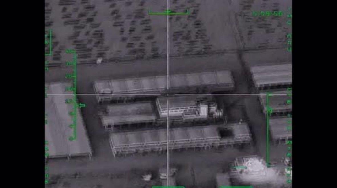 Syria: Russian airstrikes hit targets near Deir-ez-Zor