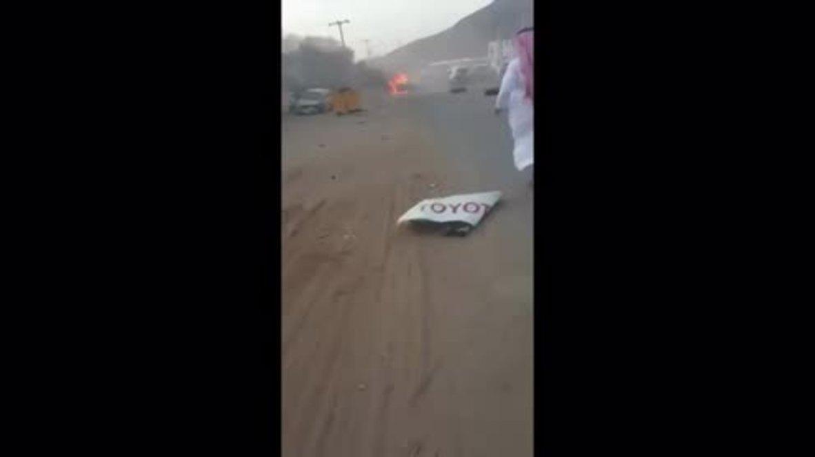 Saudi Arabia: Rocket launched from Yemen kills 9 in Najran
