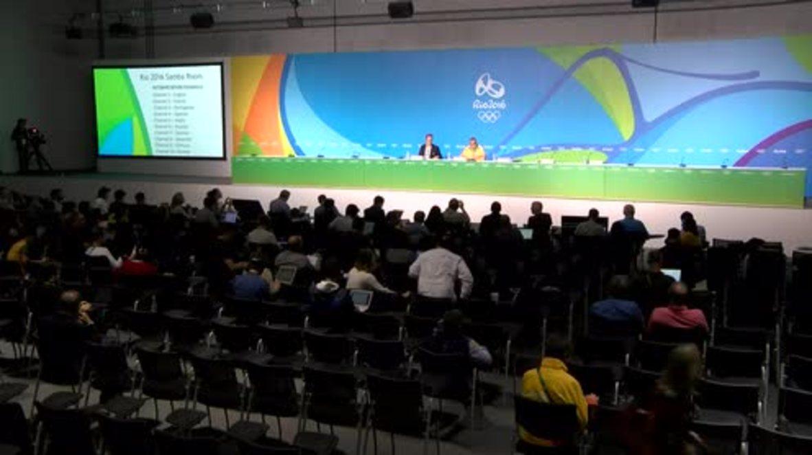 Brazil: 'We accept Ryan Lochte's apology' – Rio 2016 spokesperson