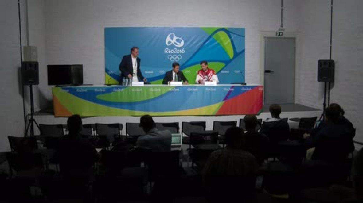 Brazil: Zhukov praises Russian athletes' 'successful' performance at Rio Olympics