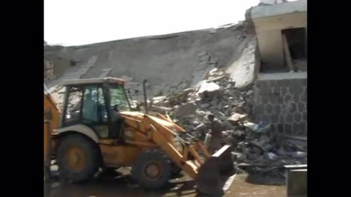 Yemen: IS-claimed car bomb kills at least 60 in Aden