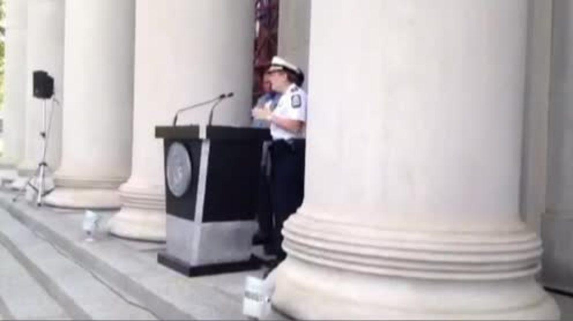 USA: Officer shot dead 13-yo Black teen carrying BB gun, Columbus PD confirms