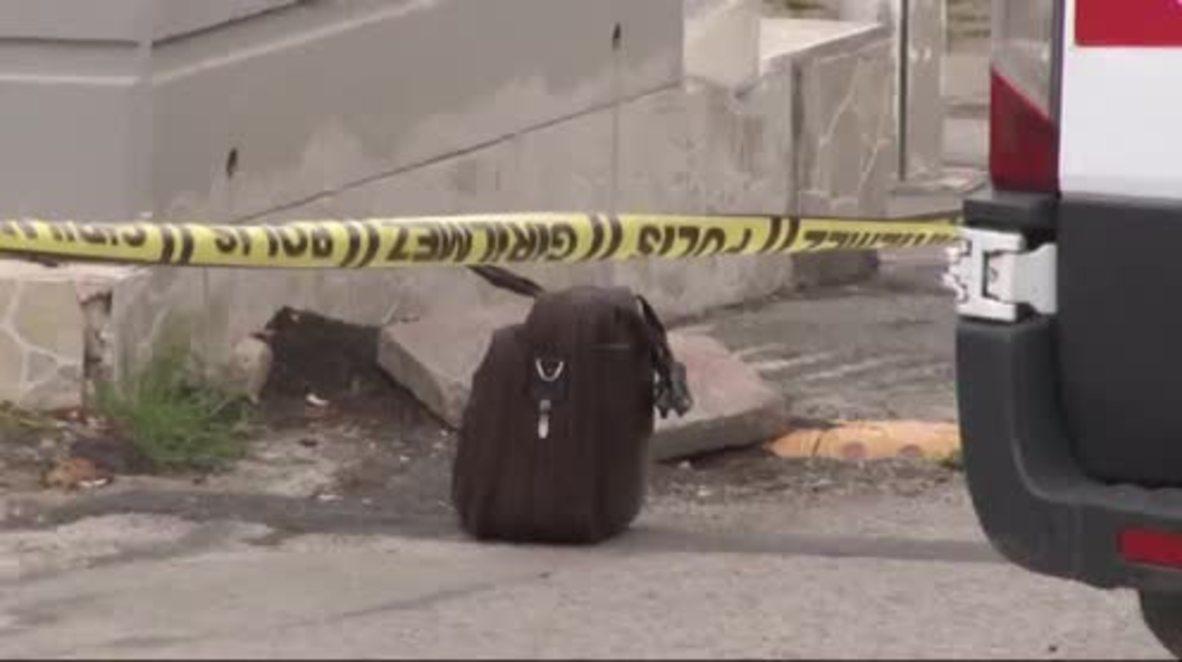 Turkey: Police cordon off Israeli embassy in Ankara following shooting incident