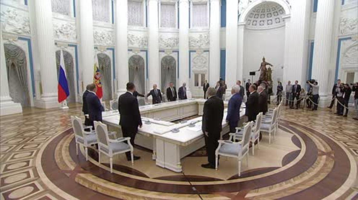 Russia: Putin backs Vyacheslav Volodin for State Duma chairman