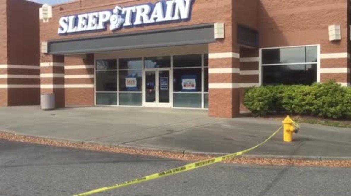 USA: Burlington mall shooter captured - officials