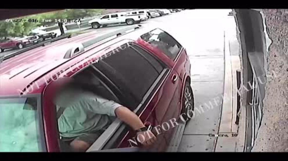 USA: El Cajon police dept release video showing officer shooting unarmed man