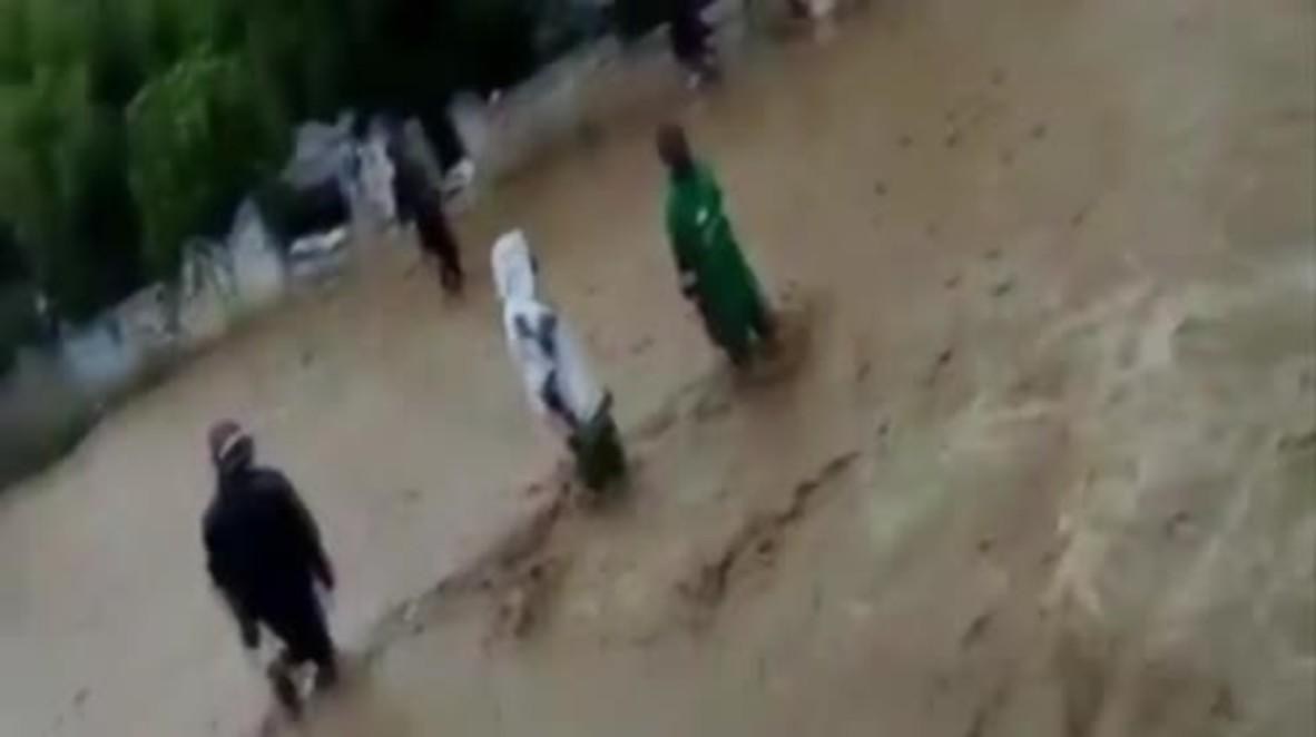 Haiti: Hurricane Matthew causes flooding and chaos in Haiti