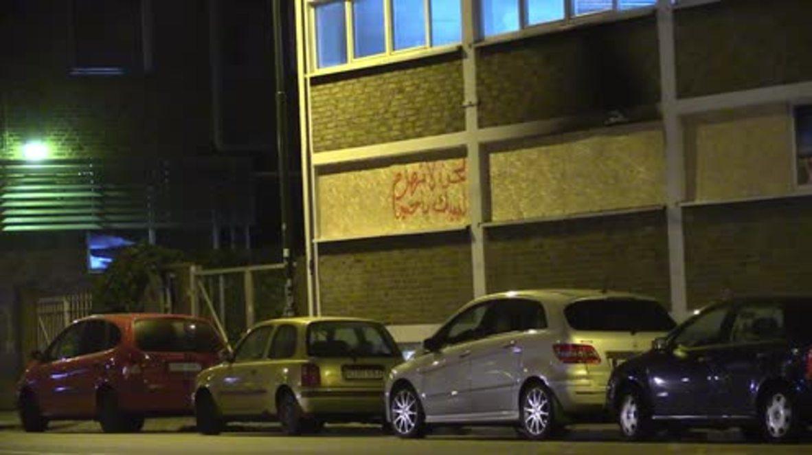 Sweden: Arson suspected following Muslim prayer room fire in Malmo