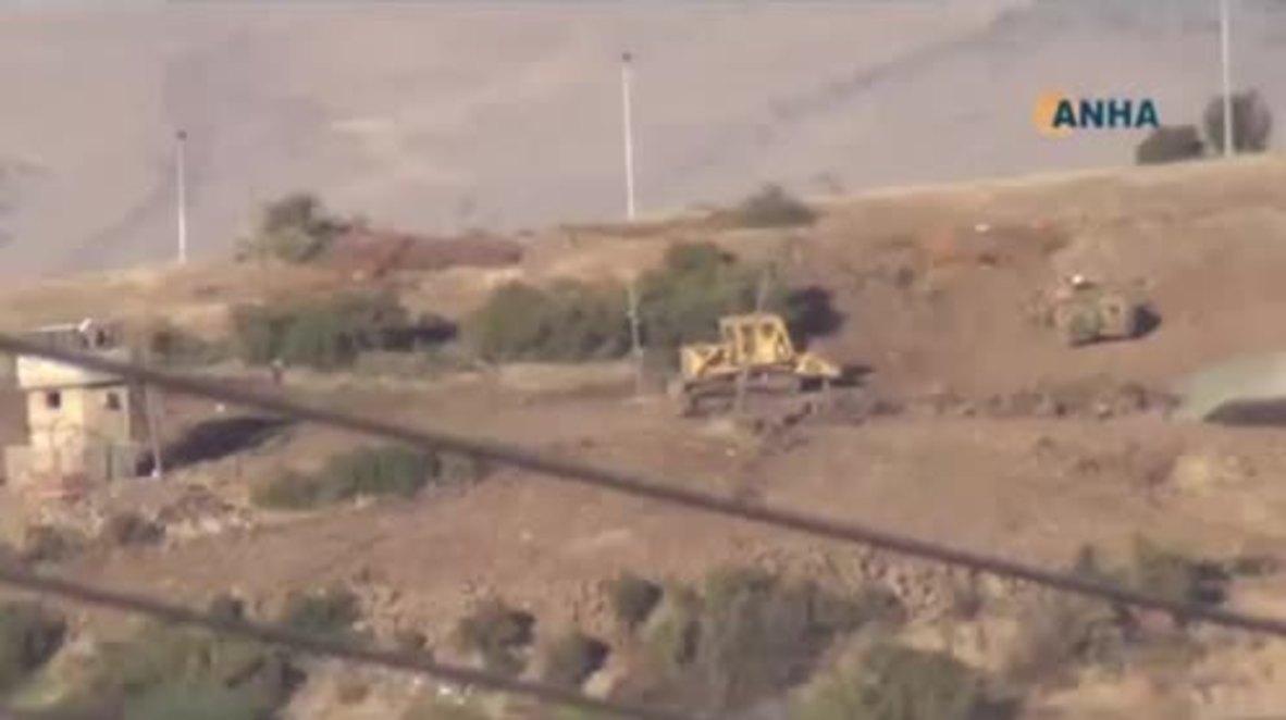 Turkey: Ankara reinforces its Syrian border near Kilis