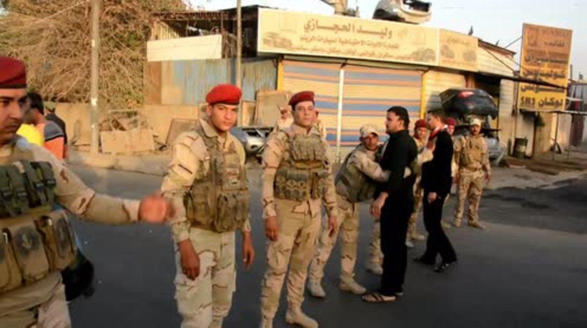 Iraq: Followers of Shia cleric al-Sadr protest Turkish intervention in Iraq
