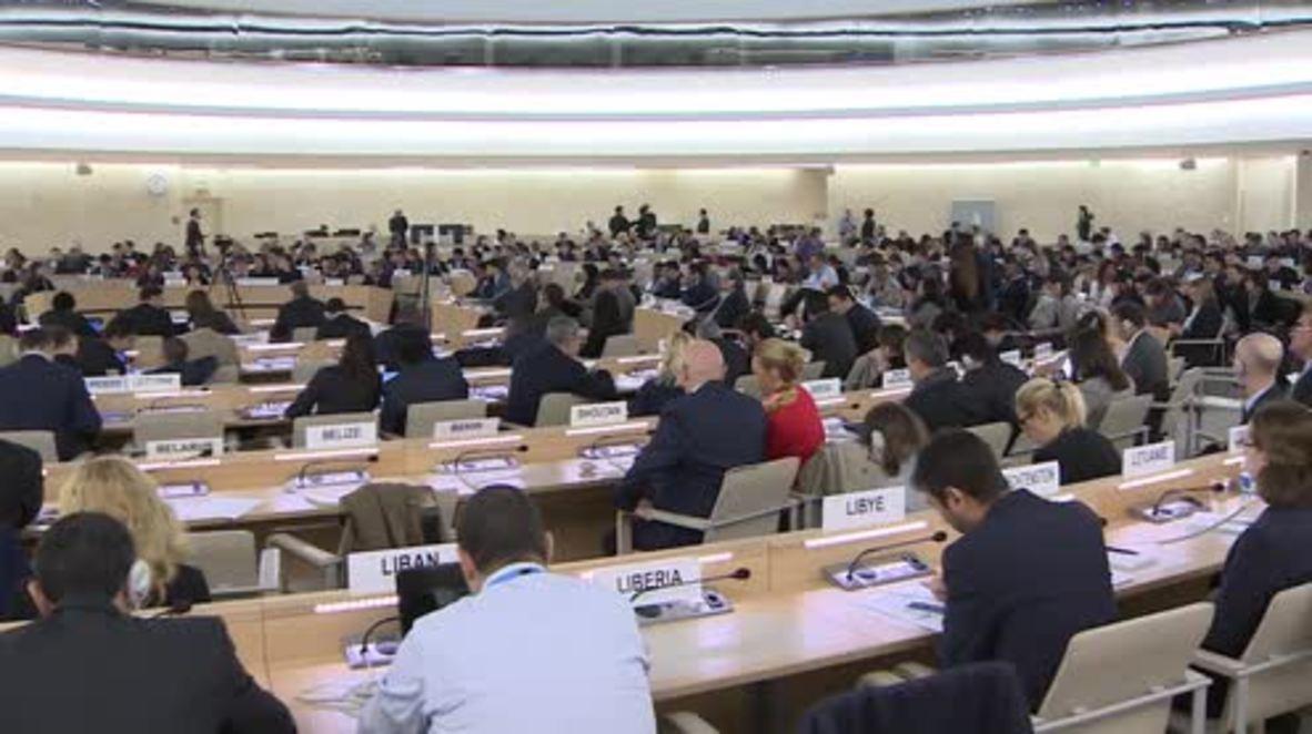 Switzerland: 'Unjustified blame against those who really confront terrorism' - Burodavkin