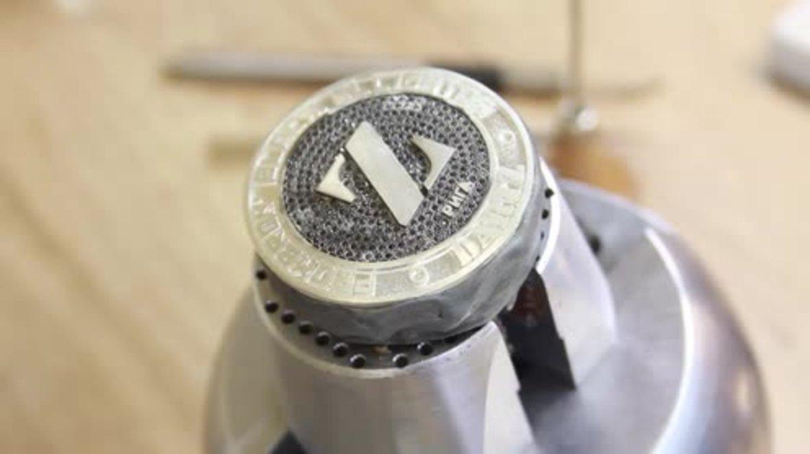 Latvia: Steer right like a diamond! See the gem-encrusted steering wheel turning everyone's head