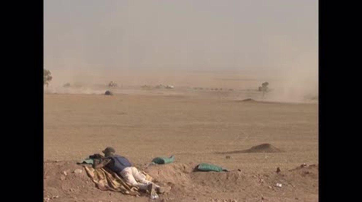 Iraq: Shia militias launch anti-IS offensive west of Mosul