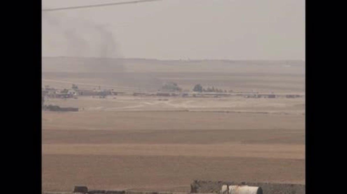 Iraq: Shia fighters kickstart Mosul offensive on western front