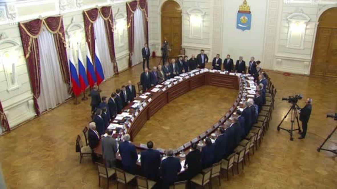 Russia: European experience 'not the best' regarding ethnic integration - Putin