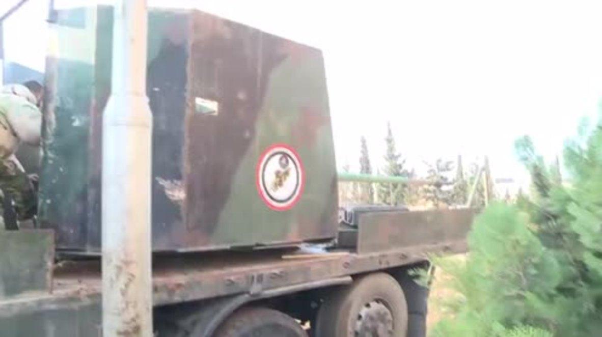 Syria: Govt. forces recapture strategic neighbourhood in W. Aleppo