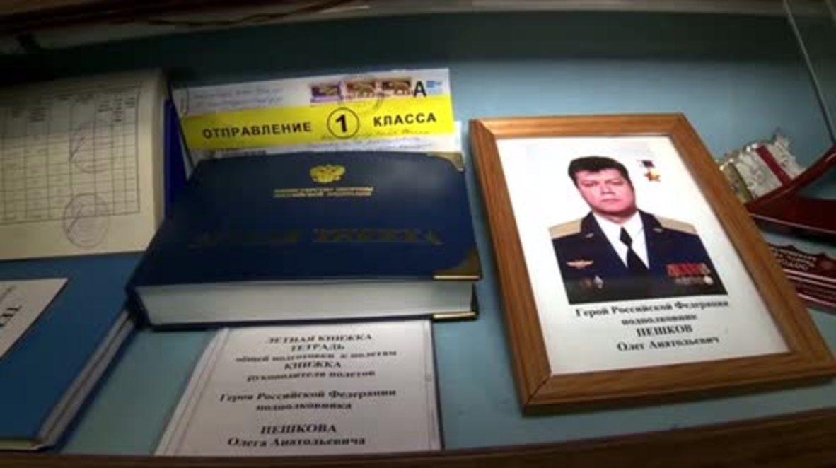 Russia: Peshkov's widow ready to meet Turkish authorities for apology
