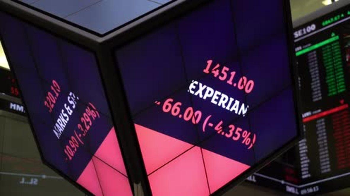 UK: London Stock Exchange dips slightly on Trump victory