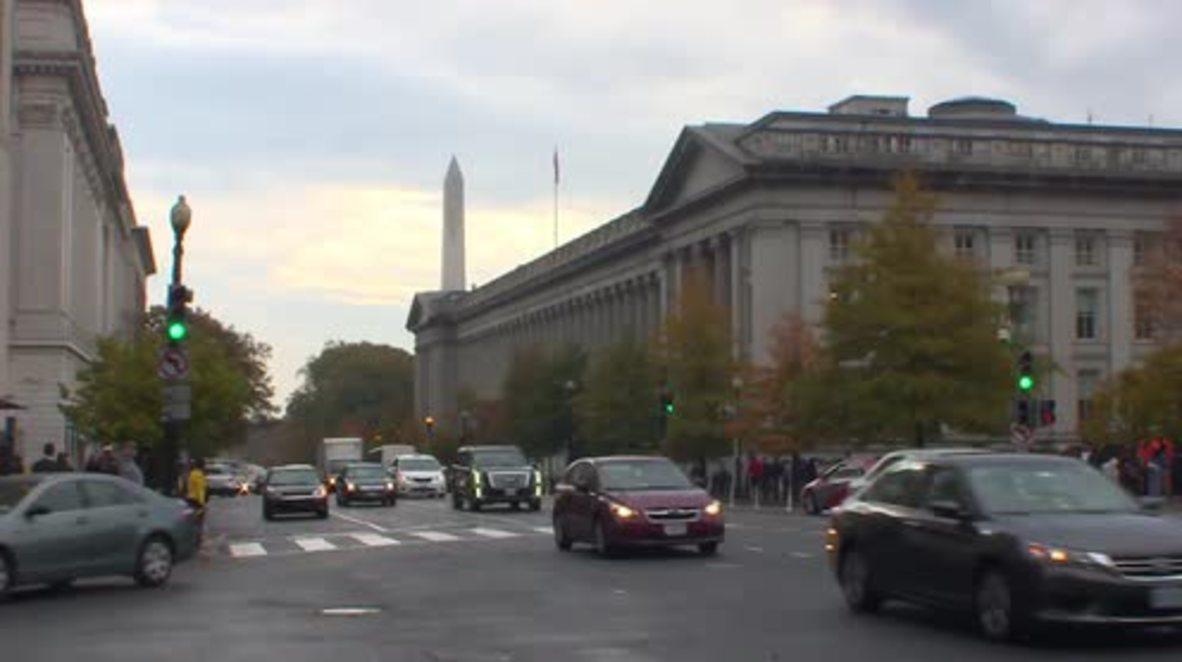 USA: Washington DC wakes up to Trump presidency