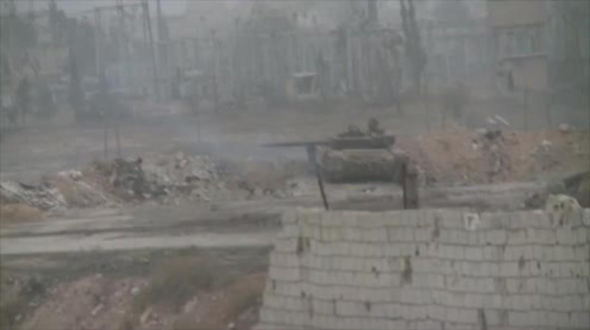 Syria: SAA take full control of Sheikh Saeed in east Aleppo
