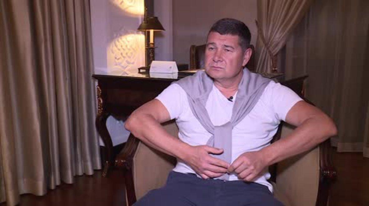 UAE: Poroshenko involved in large-scale corruption – fugitive Ukrainian MP