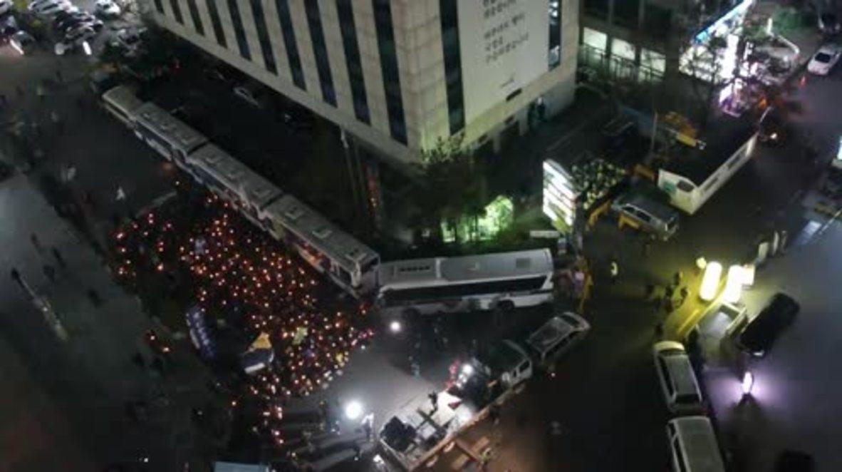 South Korea: Seoul rallies continue as President Park's impeachment vote looms