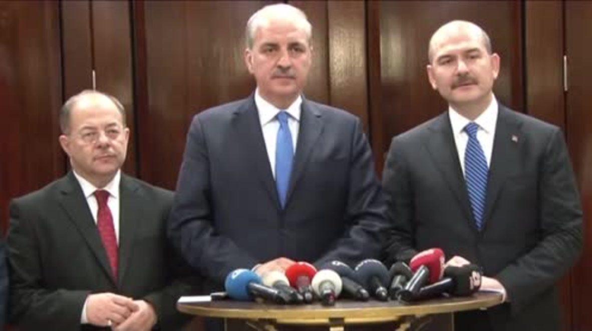 Turkey: Twin bomb attack kills 29 near Istanbul's Besiktas stadium