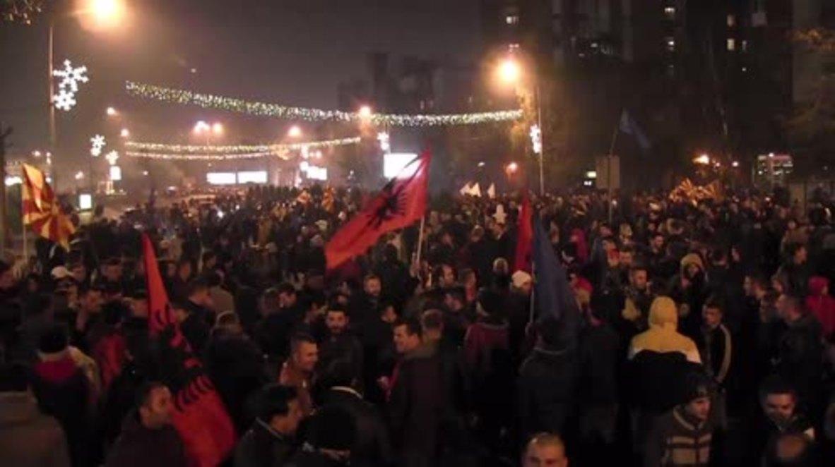 Macedonia: SDSM claim election victory