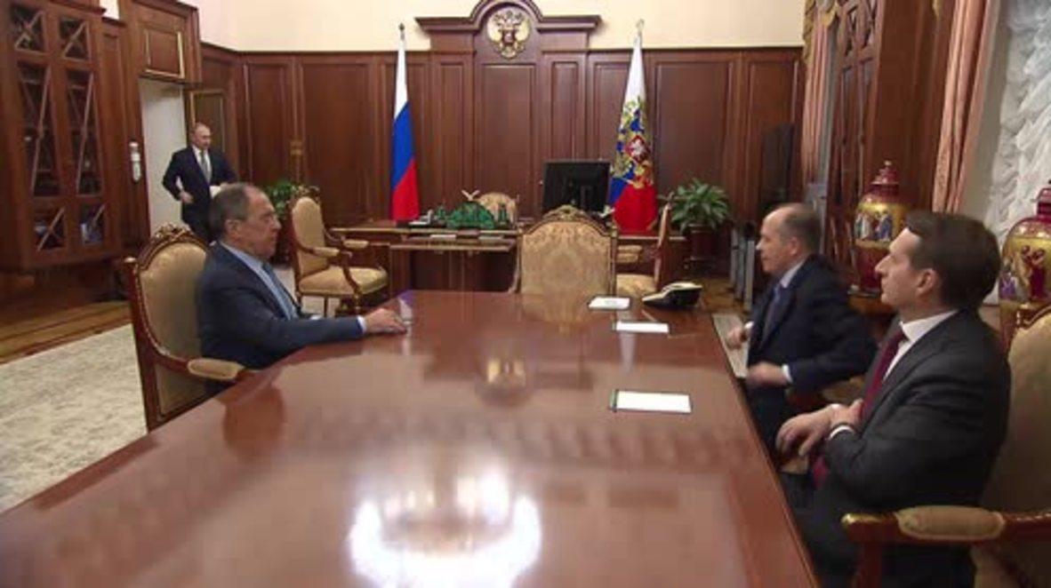 Russia: Putin condemns ambassador's murder; announces joint investigation with Turkey