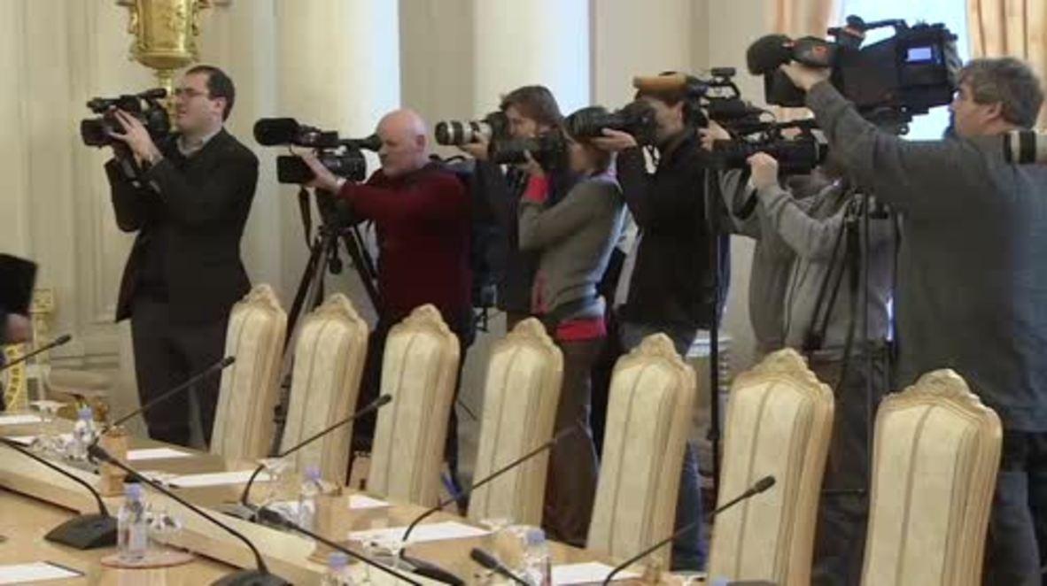 Russia: Lavrov calls Karlov assassination 'barbaric crime' as Iran shows solidarity