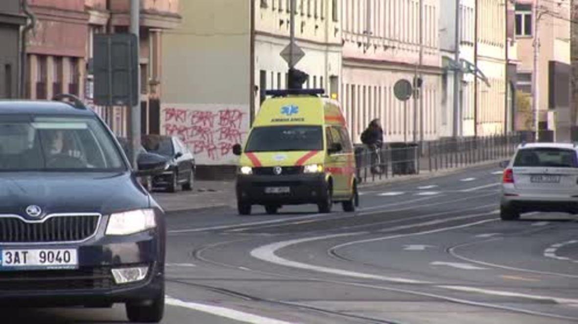 Czech Republic: Stabbed tennis star Kvitova taken to Brno hospital
