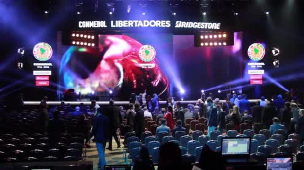 Paraguay: Chapecoense awarded Copa Sudamericana trophy