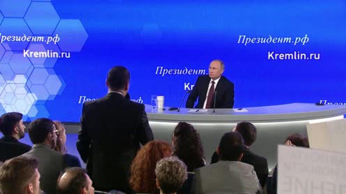 Russia: Ambassador Karlov's assassination won't harm Russian-Turkish relations - Putin