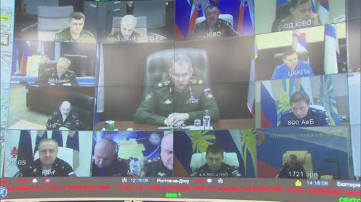Russia: No survivors found at Tu-154 crash site – MoD spokesperson