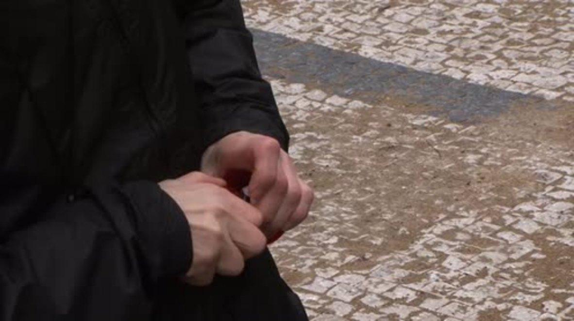 Czech Republic: Mourners honour victims of Tu-154 plane crash in Prague