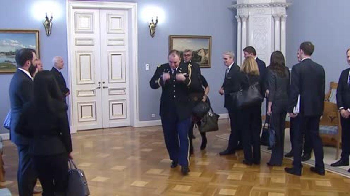 Lithuania: Senator McCain calls on EU to step-up Russian sanctions